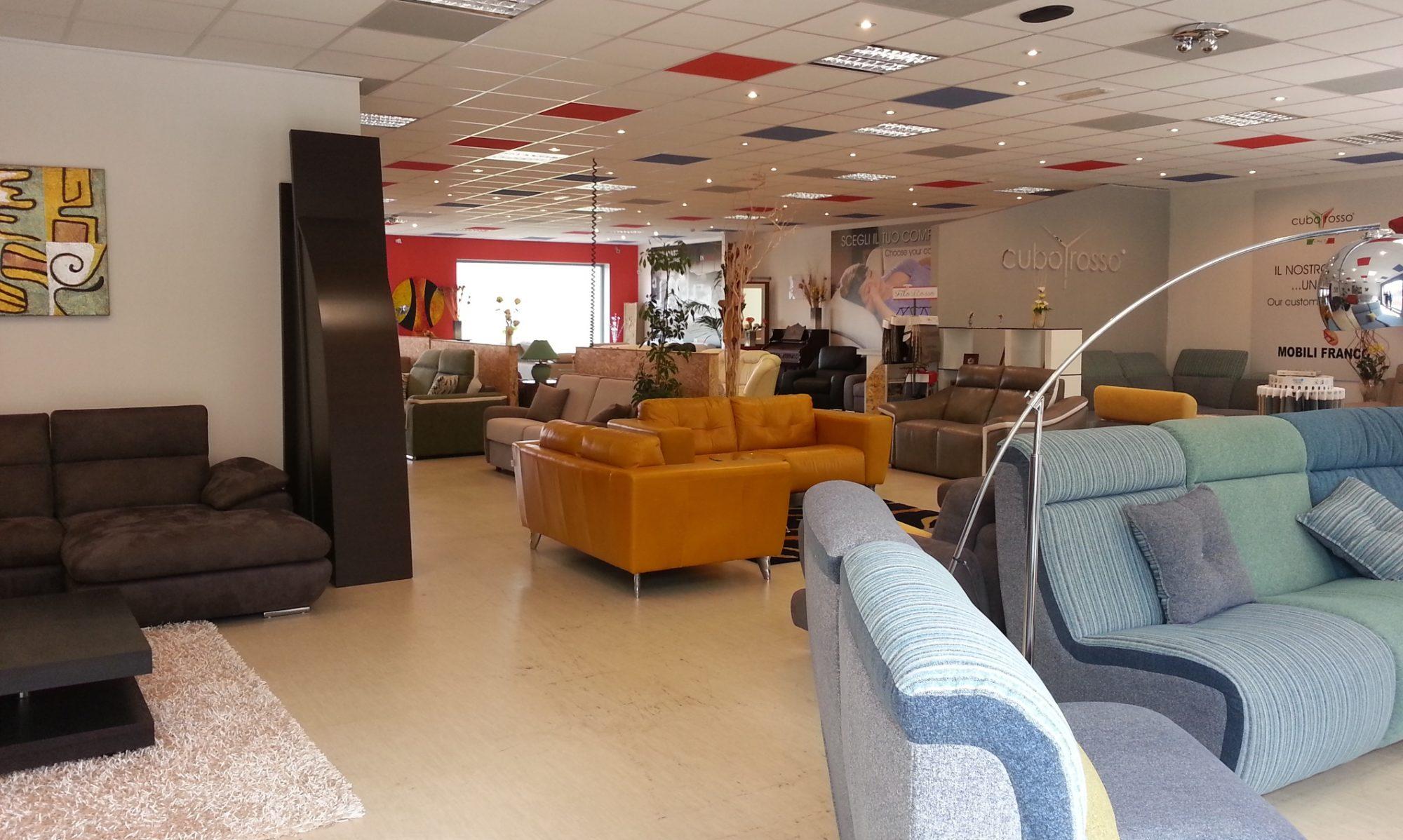 Filo Rosso divani store