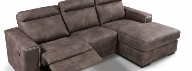 Divano in pelle Ford - Filo Rosso divani store